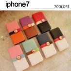 iPhone7 ケース iPhone 7 カバー 手帳型 スマホケース アイフォン7 スマホカバー 耐衝撃 かわいい 花 レザー カード収納可 女性 おしゃれ レディース