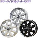 【4穴車用セット】 175/65R15 ララパーム カップ 【サマータイヤ ホイールセット】