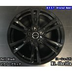 【在庫処分SALE】【送料無料】 215/45R18 ミシェイラ 【サマータイヤ ホイールセット】