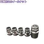 【盗難防止】 ロックナット単品 メッキ 袋タイプ M12 【P1.25/P1.5】 【19HEX/21HEX兼用】【通常サイズ】