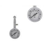 タイヤ用エアゲージ 空気圧測定器 減圧機能 測定値の保持機能付き