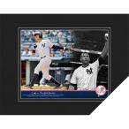 お取り寄せ MLB ヤンキース アレックス・ロドリゲス ファイナル・ゲーム フォトグラフ