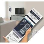 お取り寄せ お取り寄せ MLB ヤンキース アレックス・ロドリゲス 600本塁打 メガサイズ チケット