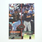 MLB(メジャーリーグ) マリナーズ イチロー/新庄剛志 2001 コレクタブル カード Fleer