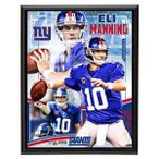 NFL ジャイアンツ イーライ・マニング フォトフレーム マウンテッドメモリーズ Sublimated 10x13 Player Plaque