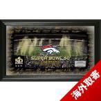 お取り寄せ NFL ブロンコス スーパーボウル 50 優勝記念 シグネチャー フィールド The Highland Mint
