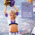 お取り寄せ NFL レイブンズ 2018 チアリーダーズ カレンダー