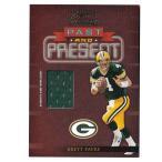 NFL ブレット・ファーブ パッカーズ トレーディングカード 2002 Donruss Classics Past and Present Jerseys Card 228/400 DonRuss