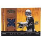 NFL トム・ブレイディ ペイトリオッツ トレーディングカード 2004 Leaf Certified Materials Skills Positions Card 076/175 DonRuss