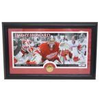 NHL レッドウィングス ジミー・ハワード フォトフレーム ハイランドミント Coin Pano Player Photomint