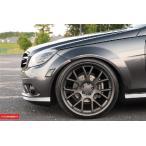 ベンツCクラスW204 VOSSEN CV2 8.5J10J 20インチ4本タイヤセット