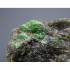15956【国産鉱物】 クロム透...