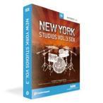 TOONTRACK / SDX NEW YORK STUDIO VOL.3【TOONTRACK METALキャンペーン】