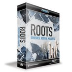 TOONTRACK / SDX ROOTS - BRUSHES RODS & MALLETS