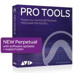 AVID/Pro Tools with Annual Upgrade Plan (Card and iLok)【数量限定キャンペーン特価】【数量限定特価】【在庫あり】