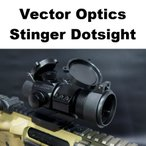 Vector Optics Stinger ドットサイト 208-297 ダットサイト エアガン 電動ガン