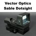 Vector Optics Sable ドットサイト 208-296 オープン 電動ガン エアガン