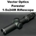 Vector Optics Forester 1-5x24 IR ライフル スコープ 333-477 vectoroptics スナイパー