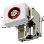 マスプロ 4K 8K衛星放送 3224MHz 対応 IN端子直付型 直列ユニット DCM7WTD-B 電源挿入型 テレビ端子 DCM7STD 後継品
