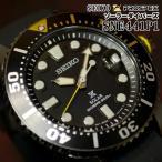 セイコー プロスペックス 逆輸入 海外モデル ソーラー ダイバーズ SEIKO メンズ 腕時計 ブラック文字盤 ラバーベルト SNE441P1