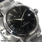 限定1本 ORIENT STAR オリエントスター クラシック 自動巻き 手巻き メンズ ブラック文字盤 腕時計 WZ0231EL