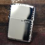 ジッポー ZIPPO アーマー 限定 ライター 3面彫刻 PT プラチナ アラベスク オイル小缶1本付き
