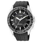 シチズン CITIZEN エコドライブ ソーラー 電波腕時計 サファイアガラス 日本製 CB0027-00E