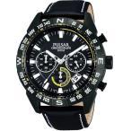 セイコー SEIKO パルサー PULSAR クロノグラフ腕時計 PT3593X1