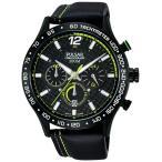 セイコー SEIKO パルサー PULSAR クロノグラフ腕時計 WRC限定モデル PT3693X1