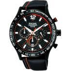セイコー SEIKO パルサー PULSAR クロノグラフ腕時計 WRC限定モデル PT3695X1