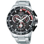 セイコー SEIKO パルサー PULSAR クロノグラフ腕時計 WRC限定モデル PX7013X1