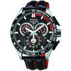 セイコー SEIKO パルサー PULSAR クロノグラフ腕時計 WRC限定モデル PX7015X1