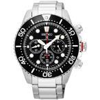 セイコー SEIKO ソーラー クロノグラフ ダイバーズ 腕時計 SSC015P1/SSC015PC(プロスペックス「x」マーク入り)