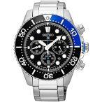セイコー SEIKO ソーラー クロノグラフ ダイバーズ 腕時計 SSC017P1/SSC017PC(プロスペックス「x」マーク入り)