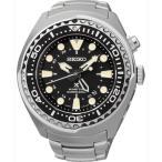 セイコー プロスペックス キネティック 200Mダイバーズ GMT搭載 腕時計 SUN019P1