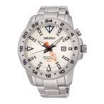 セイコー スポーチュラ キネティック GMT搭載 腕時計 SUN025P1