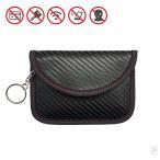 6 リレーアタック リレーアタック対策 キーケース 電波遮断ポーチ スマートキー カーボン スキミング 防止 盗難防止 ドライブ
