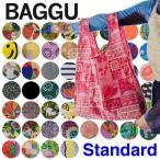BAGGU バグゥ バグー エコバッグ スタンダード STANDARD ナイロン トートバッグ 折りたたみ Reusable Bag サブバッグ マイバッグ ショッピングバッグ