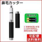 鼻毛カッター 男性 N-451 ノーズ 鼻毛 メンズ 電池セット メール便 送料無料