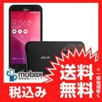 ◆キャンペーン》《国内版SIMフリー》【新品未開封品(未使用)】ASUS ZenFone Zoom 64GB ZX551ML-BK64S4PL [ブラック] 白ロム