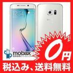 ★キャンペーン中★※〇判定 【新品未使用】au Galaxy S6 edge SCV31 64GB [ホワイトパール] 白ロム