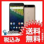 ★キャンペーン中★※オマケ付※〇判定 【新品未使用】 SoftBank版 Nexus 6P 64GB [ゴールド] 白ロム gold