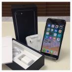 新品未使用 SIMフリー iPhone7 128GB JetBlack ジェットブラック MNCP2J/A 白ロム A1779