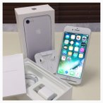 新品未使用 SIMフリー iPhone7 128GB Silver シルバー MNCL2J/A 白ロム A1779