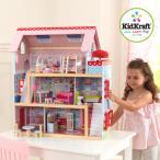 正規品 おもちゃ ドールハウス お人形遊び 家具付きハ