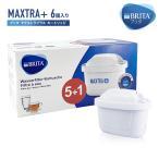 ショッピングブリタ ブリタ カートリッジ マクストラ プラス 5+1 1箱 6個入 BRITA MAXTRA PLUS + 交換用フィルターカートリッジ ポット型浄水器 [送料無料]
