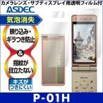 docomo P-01H  保護フィルム ノングレア液晶保護フィルム3 防指紋 反射防止 ギラつき防止 気泡消失 携帯電話 ASDEC アスデック NGB-P01H