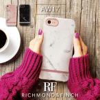 iPhone8 iPhone7 iPhone6 6s ケース iphoneケース アイフォンケース RICHMOND & FINCH R&F リッチモンド アンド フィンチ 大理石 マーブル 秋冬