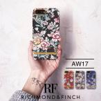 iPhoneX ケース iphone ケース アイフォンケース RICHMOND & FINCH R&F リッチモンド アンド フィンチ 花柄 秋冬