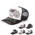 メンズ アメカジ ミリタリー アップリケ 定番 調整式 MESH CAP アビレックス ス-ベニア 刺繍 スカジャン ストリート カジュアル 帽子 キャップ